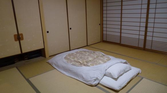 K chi 3 mois au japon for Chambre japonaise traditionnelle
